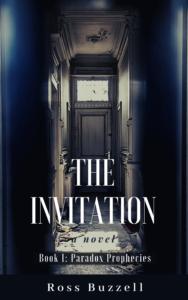 Invitation book Cover