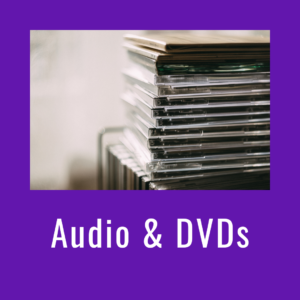 Audio & DVD page